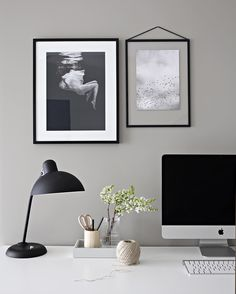 Home office or workspace design Workspace Design, Office Workspace, Office Interior Design, Office Interiors, Office Table, Home Office Space, Home Office Decor, Office Ideas, Desk Ideas