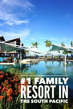 Family resort in the South Pacific. Why The Radisson Blu in Fiji is great for couples too. Family Resorts, Hotels And Resorts, Bora Bora, Tahiti, Travel Destinations, Travel Tips, Travel Advice, Fiji Travel