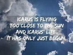 Bastille -Icarus