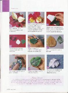 Visita la entrada para saber más Cold Porcelain, Confectionery, Blog, Tableware, Pasta, Magazines, Tutorials, China, Garden