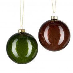 Julekule Nini Grønn | Kremmerhuset