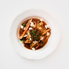 poutine braised beef