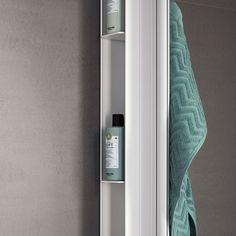 Suihkutilan PILE-säilytysratkaisu | INR Decor, Furniture, Lockers, Home Decor, Locker Storage, Indoor Decor, Indoor, Storage, Bathroom Hooks