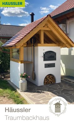 Dream Garden, Home And Garden, Brick Grill, Antique Wood Stove, Grill Oven, Pizza Oven Outdoor, Outdoor Living, Outdoor Decor, Diy Garden Decor