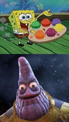 There had been a lot of Spongebob Memes created for years and we give you Top 20 we found. It is memes about Spongebob, Patrik, Mr. Krabs and all characters you know from the Bikini Bottom. Marvel Jokes, Humour Avengers, Funny Marvel Memes, Funny Comics, Dc Comics, Really Funny Memes, Stupid Funny Memes, Funny Relatable Memes, Haha Funny