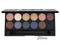 Sleek Make up I-divine Mineral Based Eyeshadow Palette Storm #Ciao