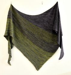All About That Brioche by Lisa Hannes | malabrigo Sock in Turner and Eggplant