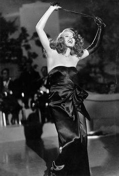 vintagegal:Rita Hayworth in Gilda (1946)