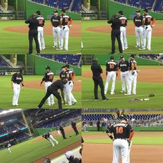 All #LetsGoFish #jf16 #Marlins #emotionalrollercoaster quiet ball game almost
