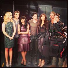 The Vampire Diaries Season 5
