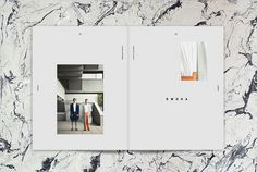 So wie du, nur anders! Lookbook on Behance