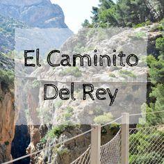 Découvrez El Caminito Del Rey, une randonnée spectaculaire en Andlaousie. #andalousie #voyage #travel