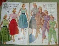 Aldens 1953 Spring Summer