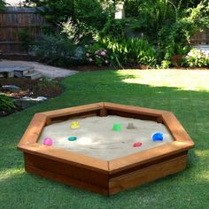 redwood sandbox by swing n slide this redwood sandbox will become a central sandbox ideasbackyard designsbackyard - Sandbox Design Ideas