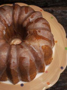 bundt cake de naranja y azahar - Aliter Dulcia