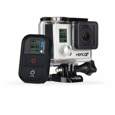 A GoPro HERO3+: Black Edition is definitely on my wishlist to document our charity's shark dives for cancer survivors! #Roboform #MyDearSantaWishList