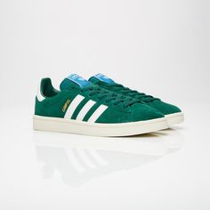 First introduced in the adidas Campus has since then kept it`s timeless style, and even elevated up to be one of the most covered sneakers of all time. Adidas Campus, Streetwear Online, Timeless Fashion, Adidas Originals, Adidas Sneakers, Street Wear, Unisex, My Style, Beautiful