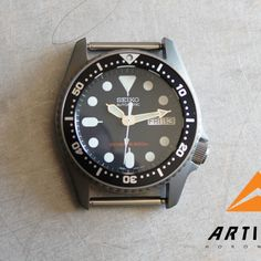 Bead blasted by Artifice Horoworks