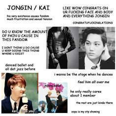 A beginners guide to EXO: Kai lol I'm dying