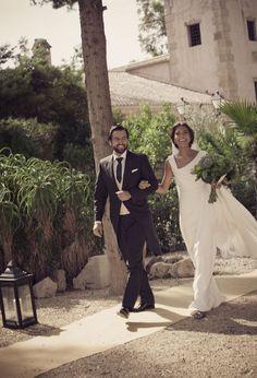 La boda de Antonio y Conchita en Alicante | Casilda se casa