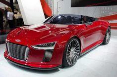 Audi e-tron Spyder Hybrid