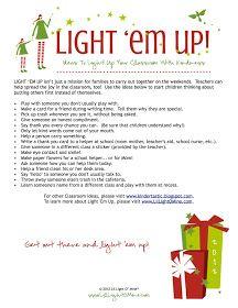KinderTastic: Light 'em Up again!
