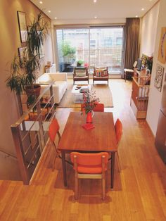 Elena & Judd's Cozy Amsterdam Apartment