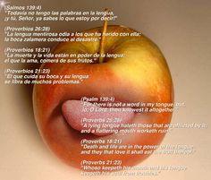 ¿Que nos dice la Biblia de la lengua?// What does the Bible say about the tongue?