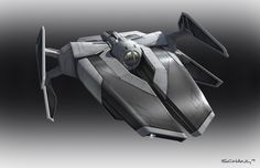 concept ships: Concept ships and planes by Stephen Chang