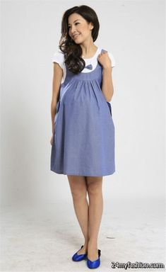 b15e3b0ec486 Awesome Cute maternity summer dresses review Check more at  http   24myfashion.com