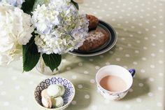 waiting for saturday : lucy laucht : tea & macaroons