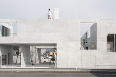 Ikimono Architects: Static Quarry, Takasaki