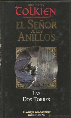 J.R.R.TOLKIEN. EL SEÑOR DE LOS ANILLOS II. LAS DOS TORRES. PLANETA DEAGOSTINI MINOTAURO (Libros de Segunda Mano (posteriores a 1936) - Literatura - Narrativa - Ciencia Ficción y Fantasía)