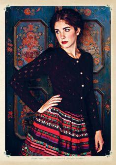 Lena Hoschek, f/w 2011/12