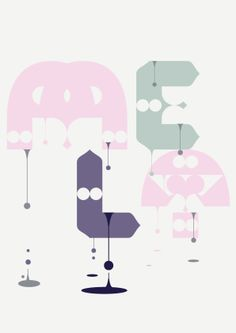 YWFT Herzog by YouWorkForThem , via Behance