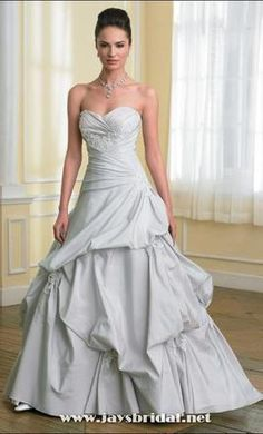 New With Tags Sophia Tolli Wedding Dress Skye Y2712, Size 8  | Get a designer gown for (much!) less on PreOwnedWeddingDresses.com