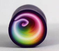 rainbow light swirl
