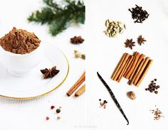 gingerbread spice Christmas 2016, Gingerbread, Panna Cotta, Spices, Polish, Ethnic Recipes, Kitchen, Food, Spice