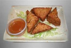 How to make shrimp toast? Here are 4 steps. Follow me step by step.