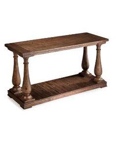 Densbury Casual Retreats Rectangular Sofa Table $410