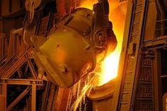 steelmaking process - melt shop operations Photographs, It Cast, Industrial, Iron, Steel, Photos, Industrial Music, Steel Grades