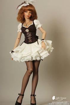 Аутфит от Iplehouse / Все для БЖД / Шопик. Продать купить куклу / Бэйбики. Куклы фото. Одежда для кукол
