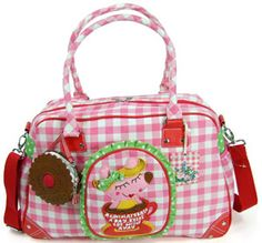 Chocolate Bath Diaper/Changing Bag by Room Seven