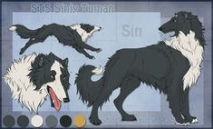STS Dog - Sin by ShockTherapyStables on DeviantArt