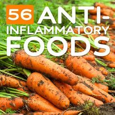 Eating an anti-inflammatory diet can help reduce inflammation in the body and help with certain conditions that are caused by or worsened by inflammation.