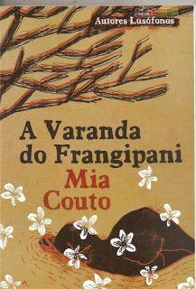 A varanda do frangipani - romance