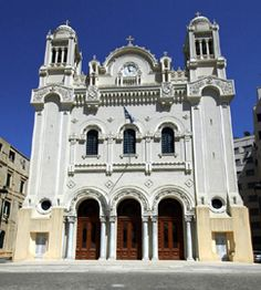 Cathedral of the Annunciation, Alexandria, Egypt