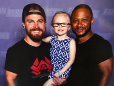 Are they holding Felicity?!aarr