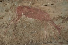 Drakensberg  S.A. - Cave paintings