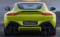 New 2018 Aston Martin Vantage Revealed